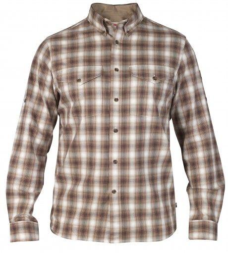 Fjällräven - Sarek Shirt LS