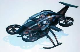 Resultado de imagen para vehículos voladores