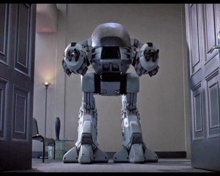ED-209 (Enforcement Droid Series 209)