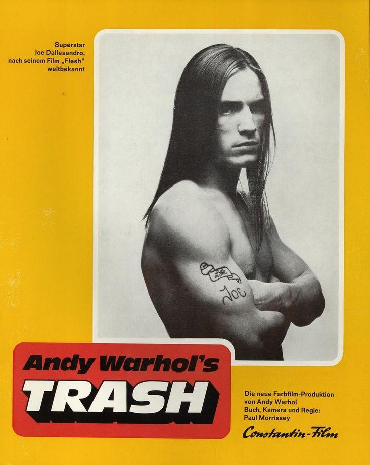 Joe Dallesandro, Trash (1970)