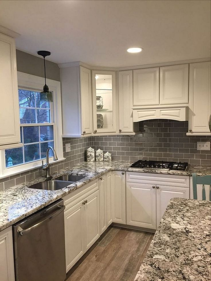 Image Source Trik Online Com The Great Thing About Black Is Merely A Touch Can Go A Really Long Method To R Kitchen Remodel Small Kitchen Design Home Kitchens