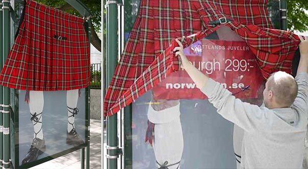 Norwegian Airline's New Destinations: The Kilt