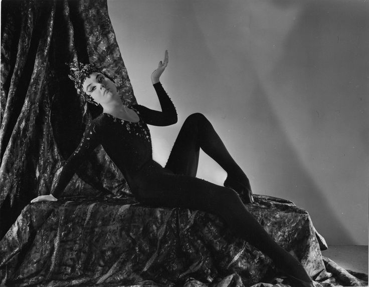 Photo Originale Ludmila Tcherina Ballet L'Atlantide 1955 Serge Lido | eBay