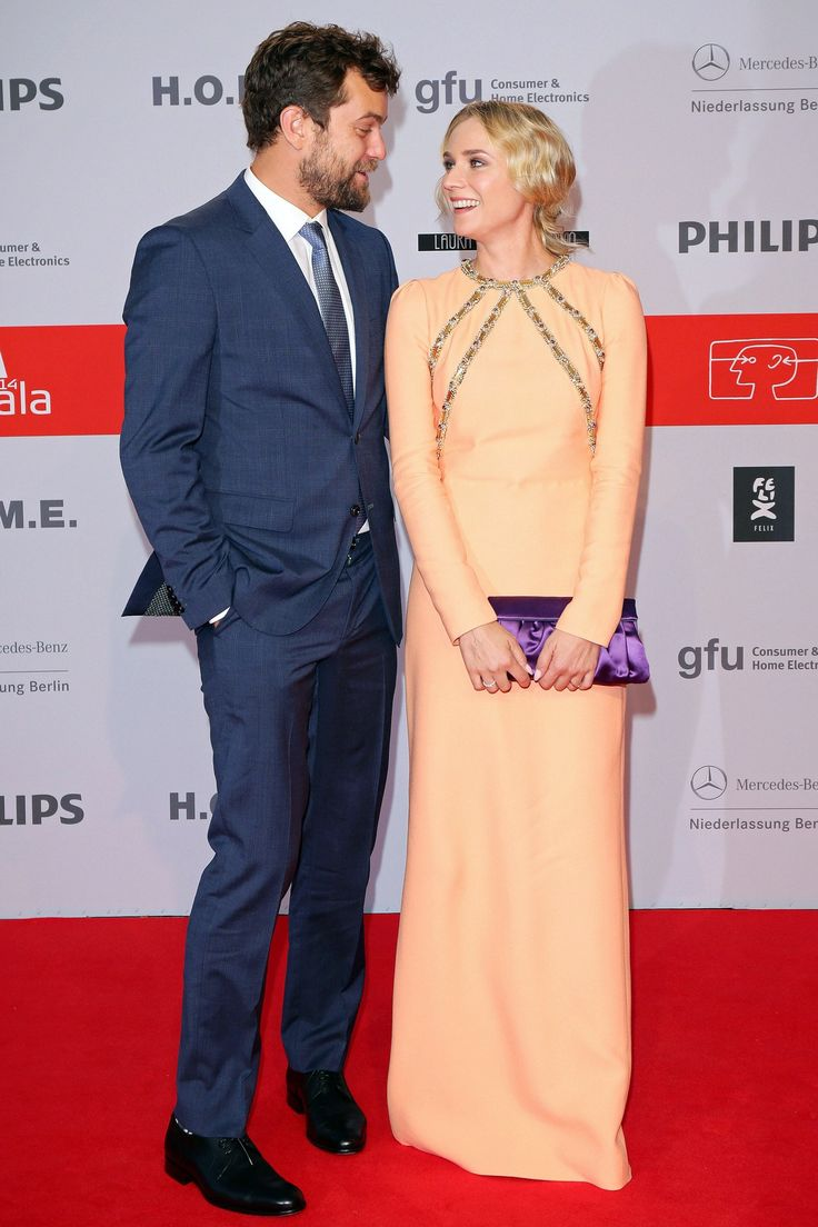 Best dressed - Diane Kruger and Joshua Jackson