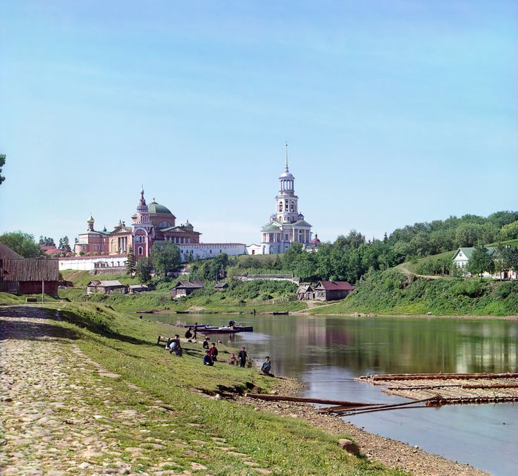 Early 20th-century Russia in Color Photos by Sergey Prokudin-Gorsky