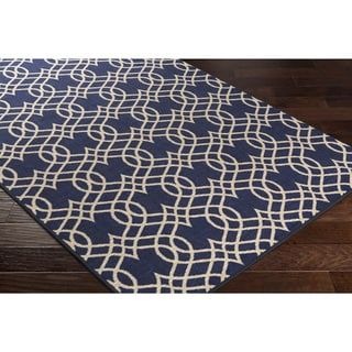 Machine Woven Haleiwa Nylon Rug (8' x 10') | Overstock.com Shopping - The Best Deals on 7x9 - 10x14 Rugs