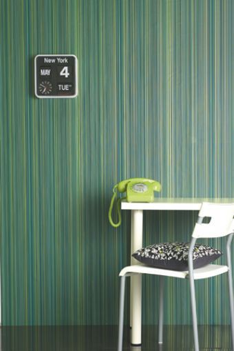 Striped Wallpaper Designs at Chameleon Collection