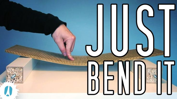 HOW TO make flexible MDF - Just bend it!  https://youtu.be/sOvUs4V7ns0   #picoftheday #HOWTO #DIY #make #build #MDF #flexible #flexibleMDF #bending #bend #skillsaw #circularsaw #jig #homemadejig #wood #woodworking #TheLabOtomy #ODeparis #Mediumdensityfibreboard #Flexible #Elasticity #Pliant #Pliable #Stiffness #flex #灵活लचीले #مرونة،ويمول #Flexível #নমনীয় #Гибкая