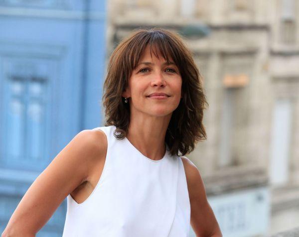Sophie Marceau, charmantes Kapital der Filmfestspiele von Cannes.