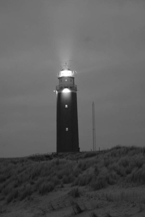 """500px / Photo """"The Texel Lighthouse"""" by Olaf Oosting"""