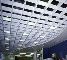 Grid Ceilings - Architectural products | Hunter Douglas Commercial