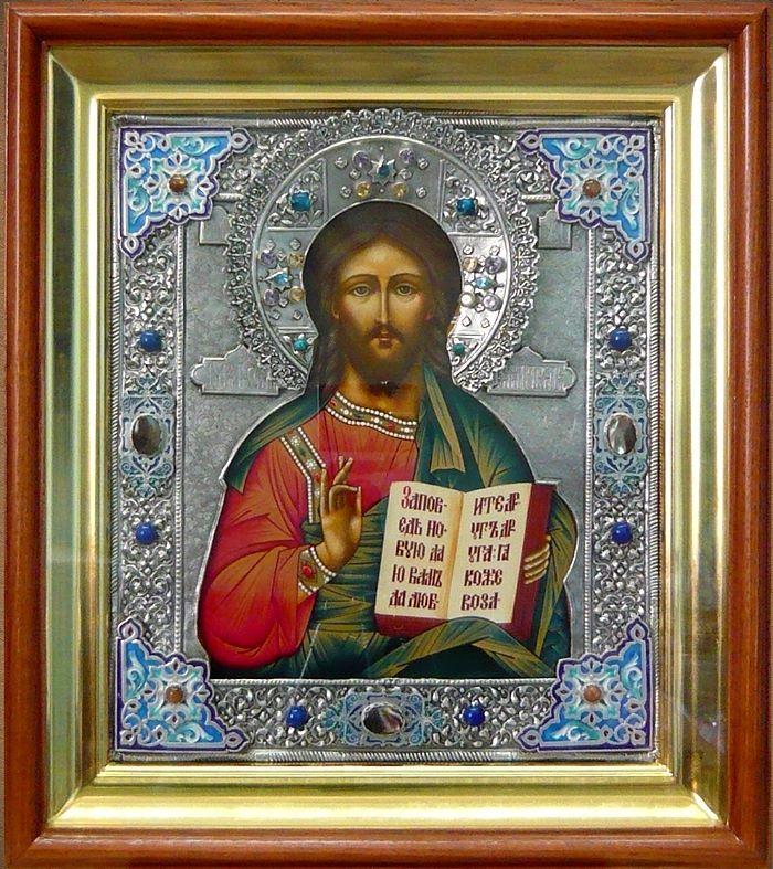 Икона «Господь Вседержитель».
