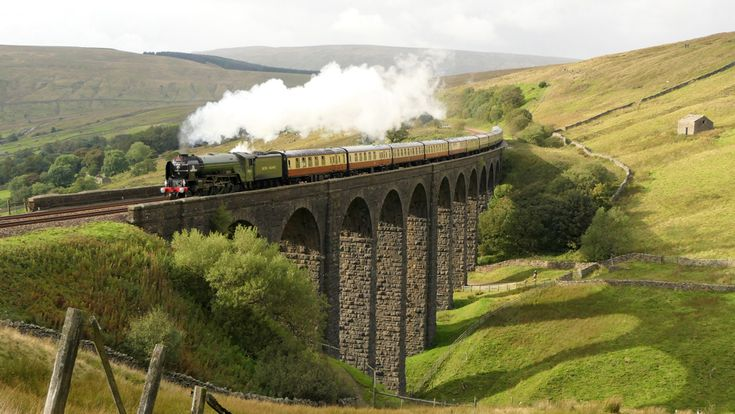 All Aboard! Golden Eagle Luxury Trains Launches a Once-in-a-Lifetime Tour of Britain