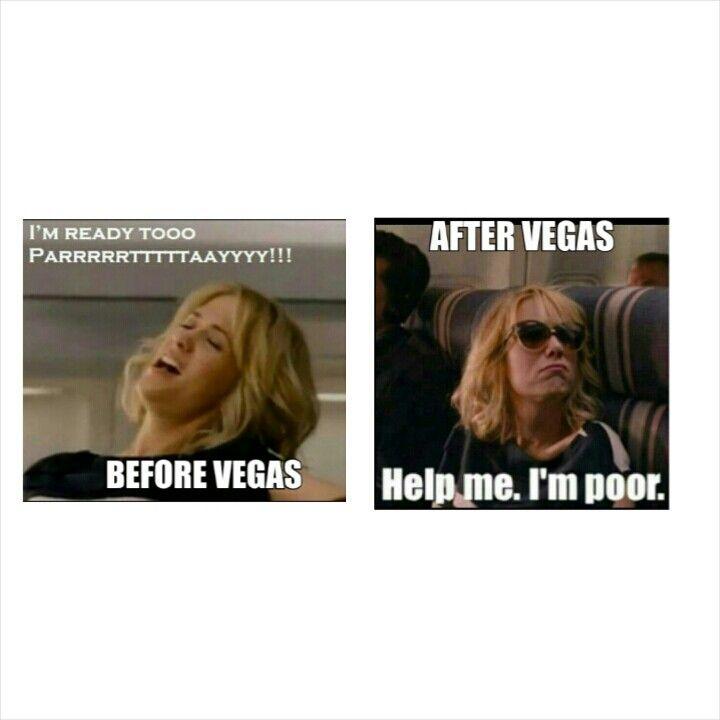 Las Vegas problems...
