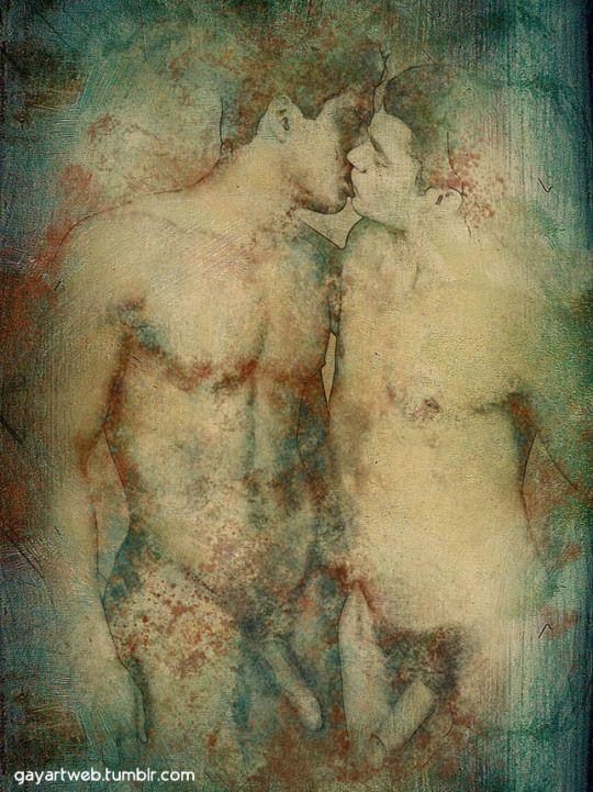 Pin on Gay Art