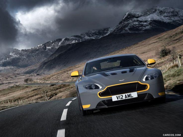 AstonMartin V12 #Vantage S MT