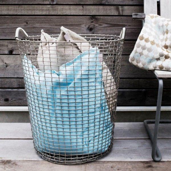19 best korbo handmade wire baskets uk images on Pinterest ...