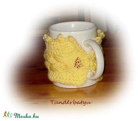 Bögremelegítő fonott mintával (Tunderbatyu) - Meska.hu