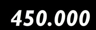 Blog do ANDRÉ LUIS FONTES: 450.000 ACESSOS AO BLOG