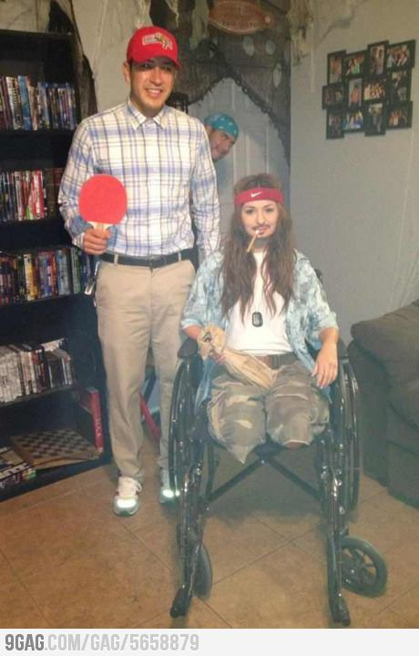Forest Gump and Lieutenant Dan                                                                                                                                                                                 More