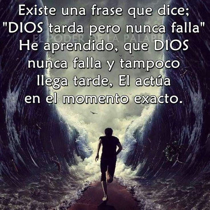 Mensaje de Dios