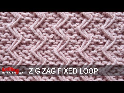 Two-Color Diagonal Weave - YouTube