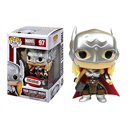 Funko Pop Marvel Thor (Secret Wars)