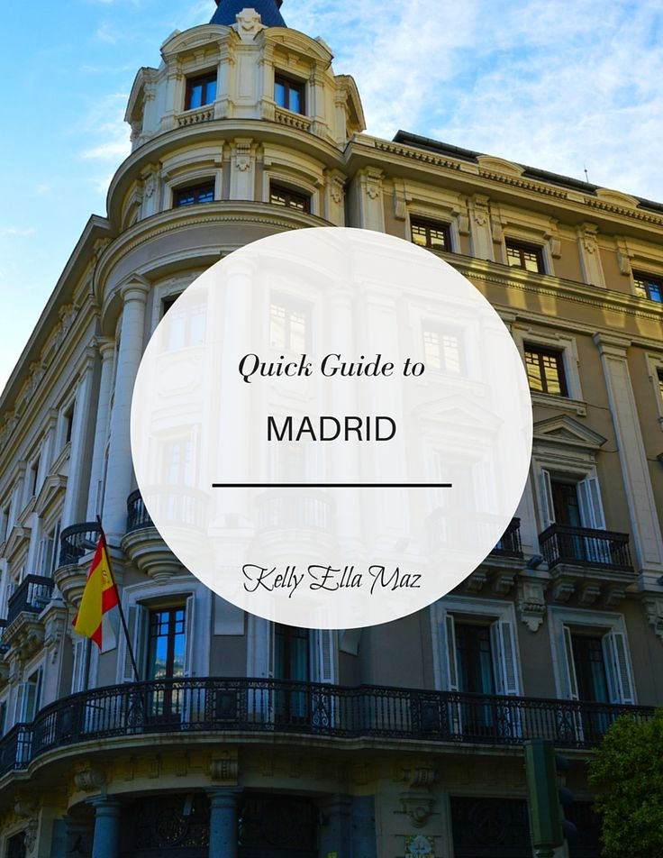 25 Things to do in Madrid, Spain | Top Attractions Travel ...