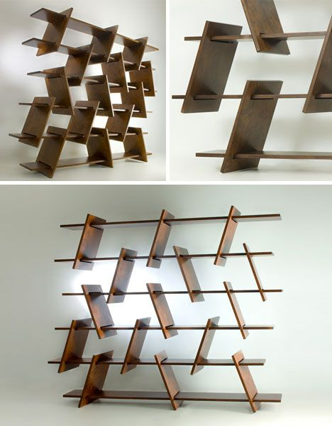 Open Source: Free Flat-Pack Plans for Laser-Cut Furniture