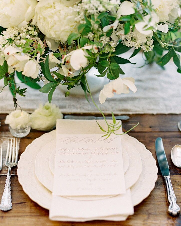 22 Scalloped Wedding Ideas Classic Couples Will Adore