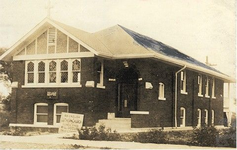 A Bungalow Church In Portage Park St Andrews English Evangelical Lutheran ULCA