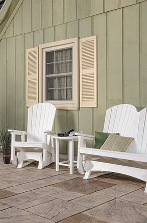 Hearthside Furniture | Liven Up Your Outdoor Living Space | Pinterest