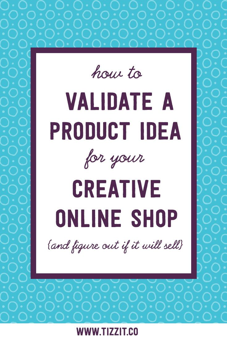 About to start an online shop and wondering if people will pick up what you put down? Is this product idea a good one? Trusting your guts and following your heart is an important part of running a business and launching a unique and successful online shop. But diving head first without a bit of research is also a big mistake.  Here's what to do instead.