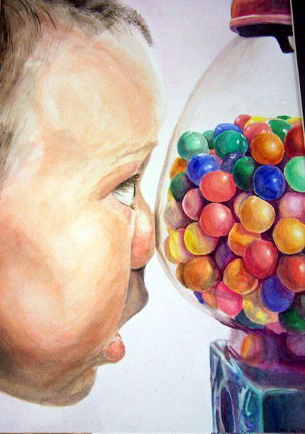 Pickerington High School Central Art Department :: Watercolor Choice