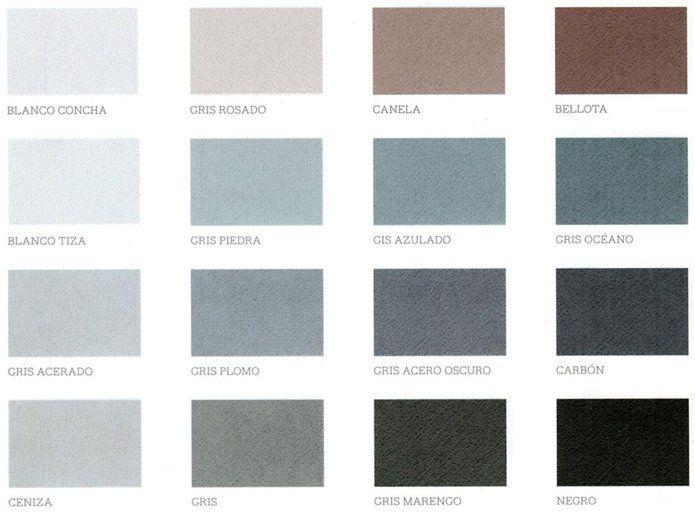 M s de 25 ideas incre bles sobre paletas de color gris en - Gama de colores grises ...
