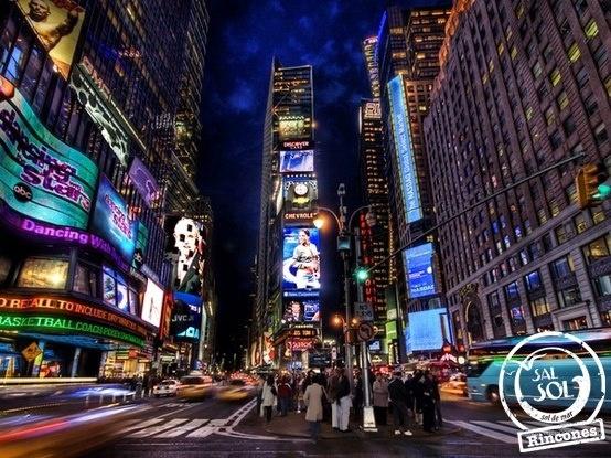 Un rincón del mundo llamado... New York