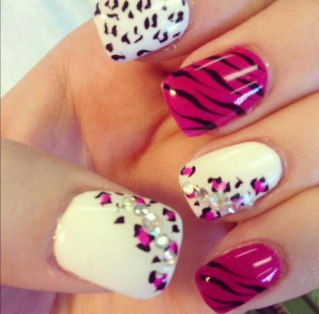 French tip dip   Cute nails tumblr   Cute nails pinterest   Cute nails tutorial   Cute nails designs for short nails