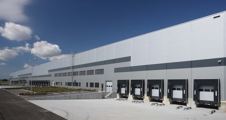 45 best factory design images on pinterest factory for Warehouse building design
