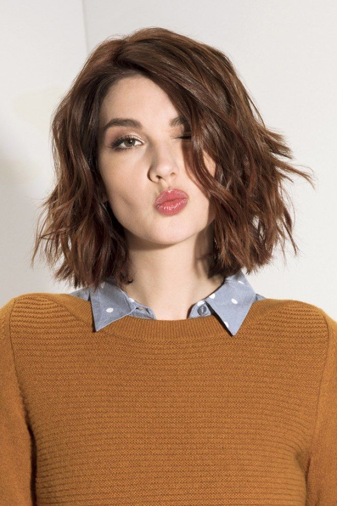 Tendance hairstyle : Craquez pour le carré !