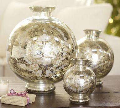 Best Mercury Glass Mmmm Images On Pinterest Mercury Glass