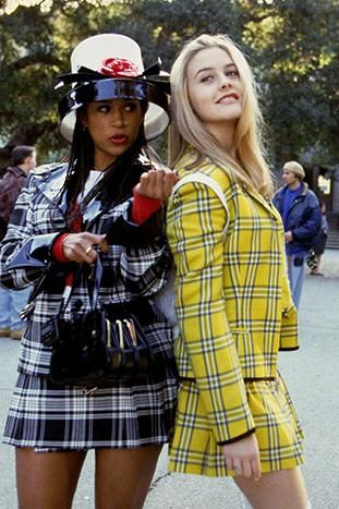 Need a last minute group halloween costume? The Clueless girls! Duh!