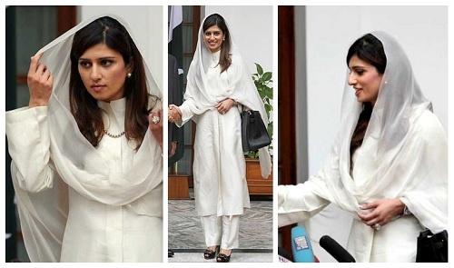 Hina Rabbani Khar