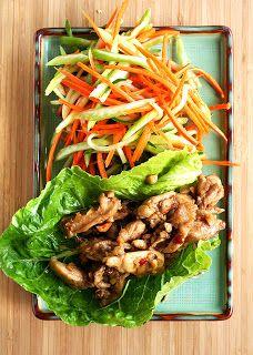 Clean Eating Recipe Box: Asian Lettuce Wraps