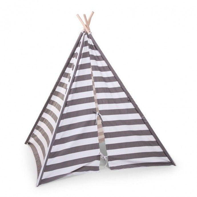 Tipi -teltta, 109,95 €. Luo lapsellesi unelmien leikkipaikka. Tipi -teltta on trendikäs ja se voidaan sijoittaa minne vain huoneeseen. Leikkisän ulkonän vuoksi, se on varmasti huoneen kohokohta. #tipi #teltta #lastenteltta #tipiteltta