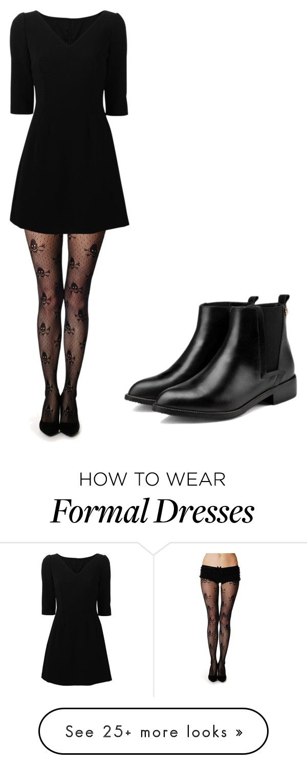Quot Funeral Quot By Fashionlife 434 On Polyvore Featuring Dolce