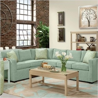 ashley sectional sofa set antique victorian sofas for sale sea foam couch..love this color, not the couch. | color ...