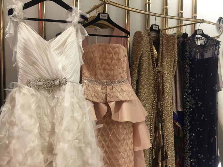 Exclusive for La Boutique Blanche, Doha