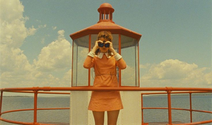 Moonrise kingdom, Wes Anderson, 2012