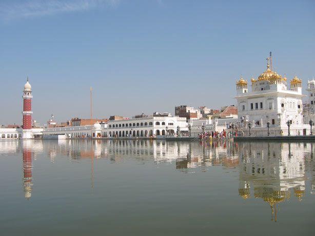 Holy Gurudwaras Tour with Tarn Taran + Goindwal Sahib + Khadur Sahib Ex. Amristar / Punjab