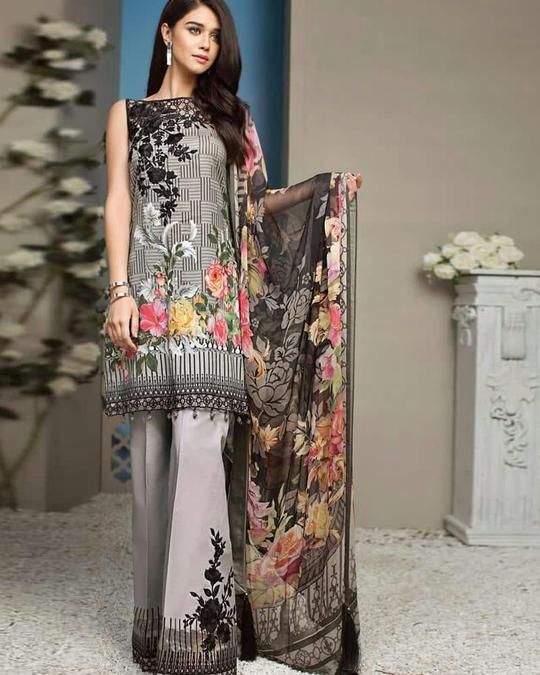 ef240306b9 Anaya Master Replica Lawn Collection (Replica)(Unstitched ...